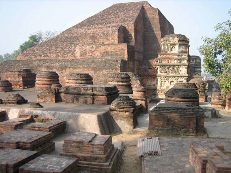UNESCO World Heritage Sites in India: Nalanda Mahavihara