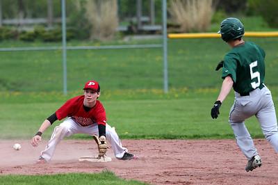 Boys JV Baseball - 5/19/2014 Coopersville