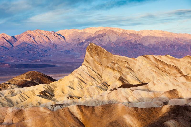 zabriskie point death valley sunrise golden hour dessert mountains.jpg