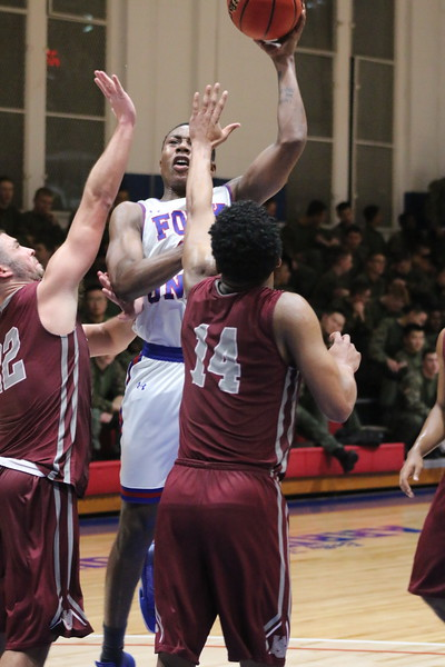 PG Basketball vs. Hampden Sydney College - Dec 3