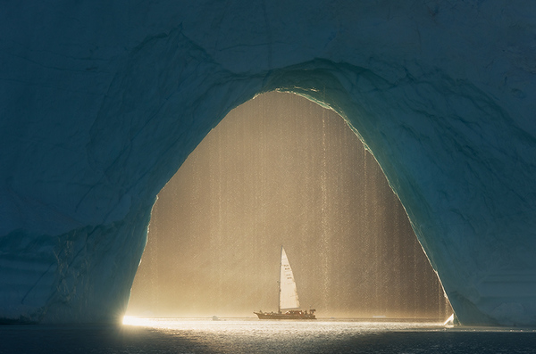 Greenland Sailing Photography Tours