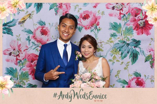 Ardy & Eunice