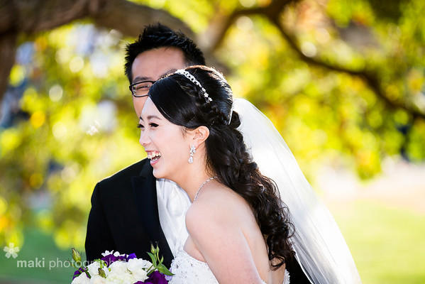 ILIn and Sunny Wedding photo