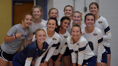 Oak Hill Volleyball vs Triton 8-17-21