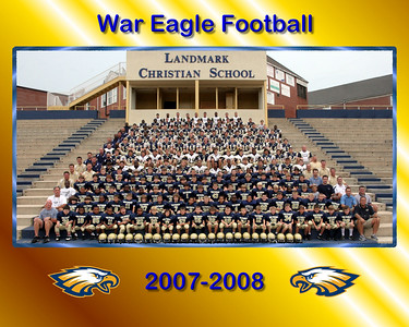 11 & 12 War Eagles Football