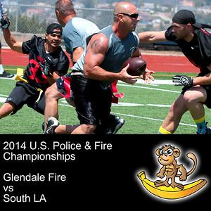 Glendale Fire VS South LA