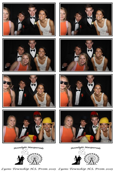 Lyons Township H.S. Prom May 28 Prom 2015
