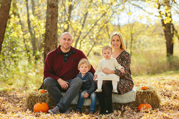 Fall Family Minis Sessions-The Smith-Underhills