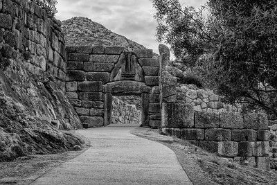 Mycenae and Epidaurus