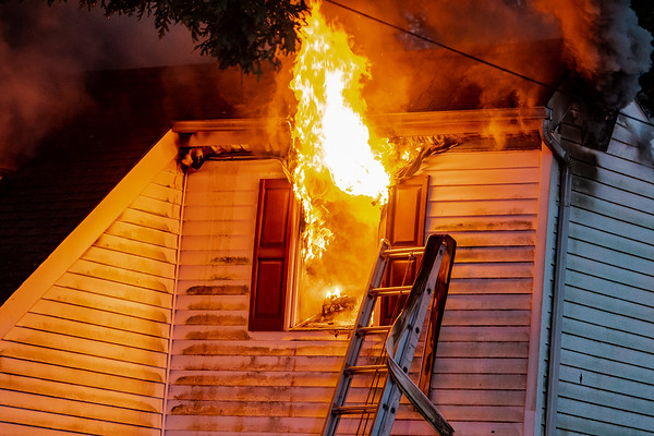 Bay Shore House Fire 30JUN19