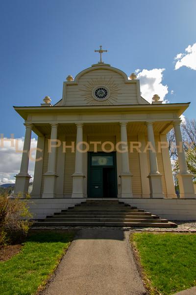 042919 Mission of the Sacred Heart in Cataldo, Idaho