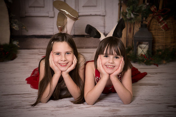 DePugh Sisters Christmas Pictures