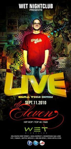 9/11 [Live@WET]