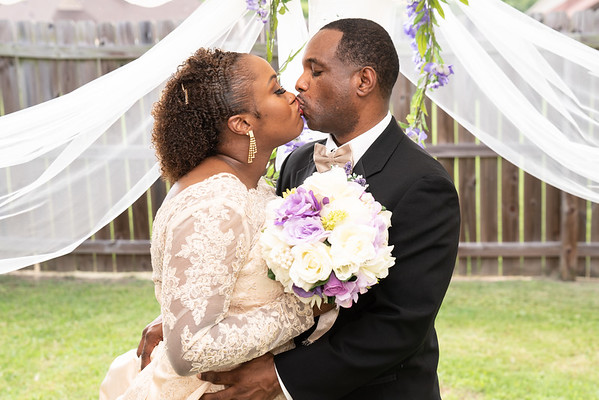 Larron & Brittanni Wedding