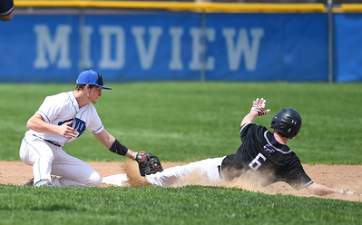 Twining, Keystone offense rolls over Midview