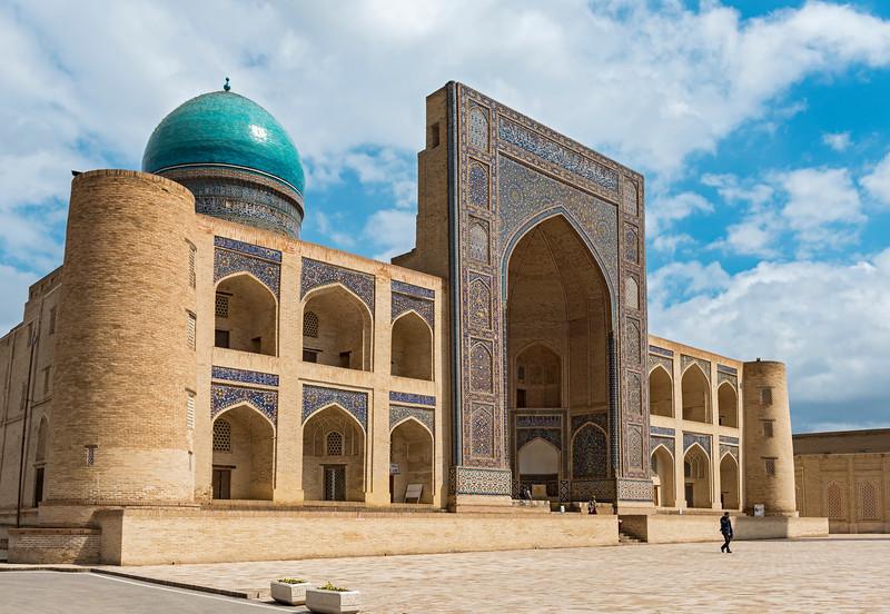Mir-i Arab Madrassah, Bukhara