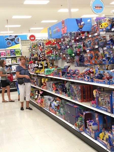 Target Store, Crystal Lake