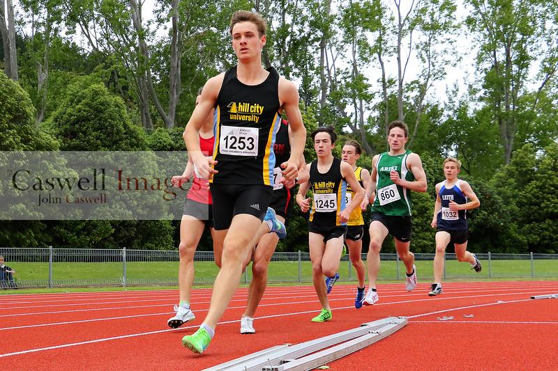 Athletics Otago Track and Field Meeting (November 14th)