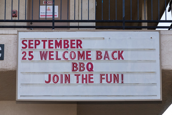 2015-09-25 Welcome Back BBQ