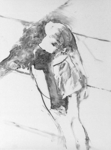 Study for 'Ballet #337'