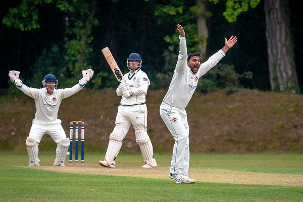 Sarisbury Athletic v Hook & Newnham Basics