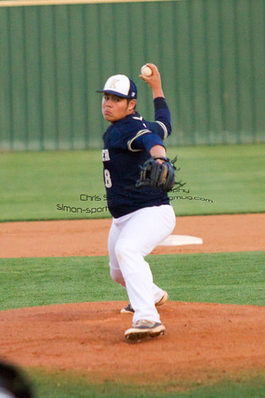 KHS JV VS CHISHOLM  4/14/2017