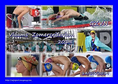 Vlaams Zomercriterium 2019 @ GZVN  Genk 14/07/2019