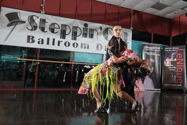 2012 Steppin Out Ballroom Dance