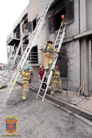 2010 - Fire School Spring 2010 - Ladders