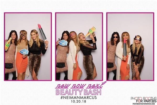 Neiman Marcus Beauty Bash 2018