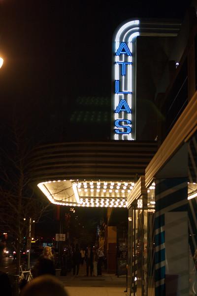 Atlas Performing Center Underground Gala