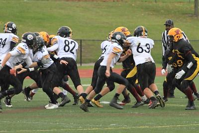 VARSITY Game Plymouth Steelers vs. Lakes Area Hawks