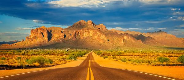 Central Arizona