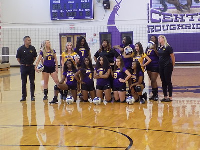 Center Lady Riders Volleyball team advances to playoffs