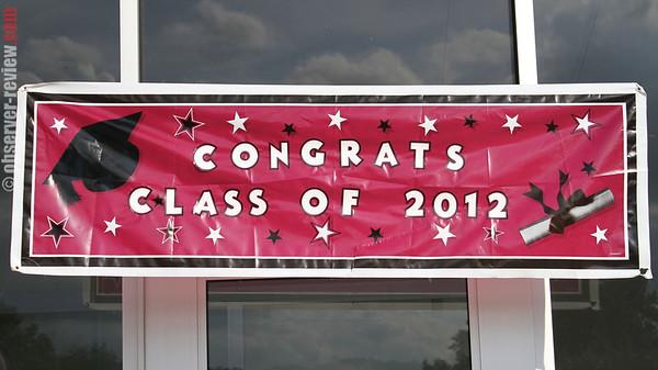 Dundee Graduation 2012