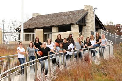 Viterbo women's basketball WBB1213