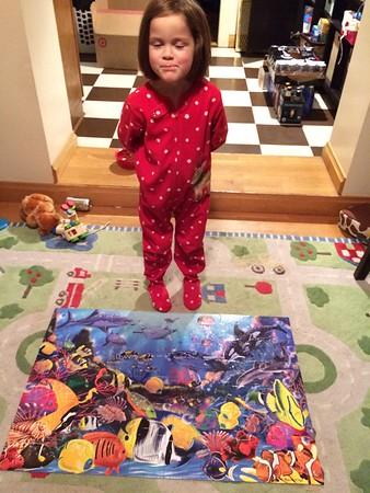 Kiersten floor puzzles