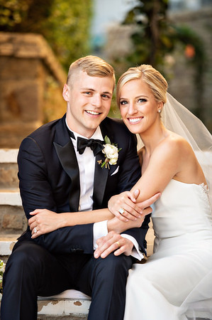 Kristina and Tanner