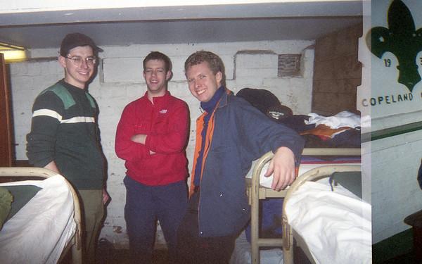 2000-12-02 Scout Camp Copeland Cabin