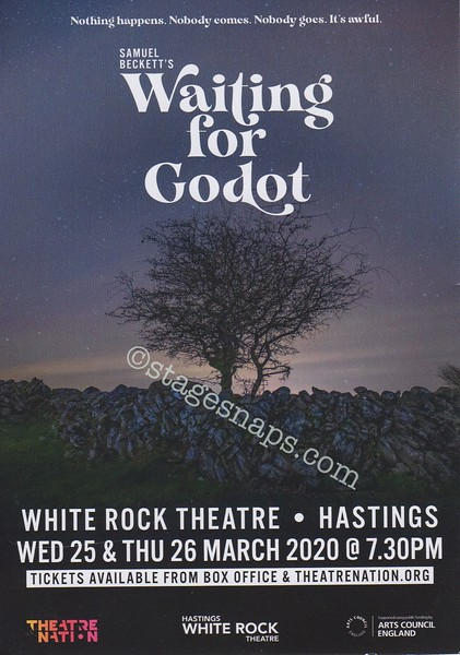 Waiting for Godot 2020