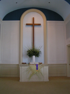Palm Sunday, 2008
