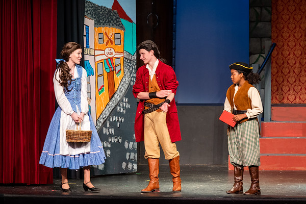 Beauty and the Beast - Performance