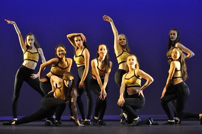 Upper School Dance Concert Spring 2017