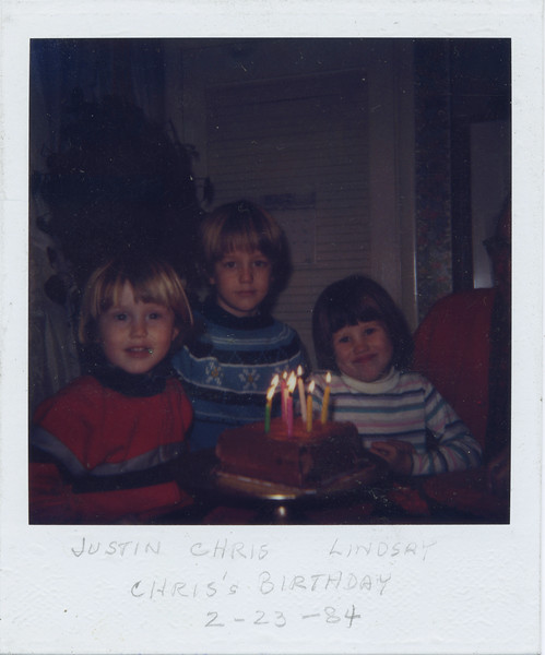 1988-6th Grade Trip To Baltimore