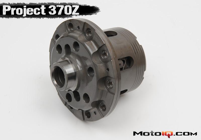 cusco lsd, nissan 370z, motoiq project 370z