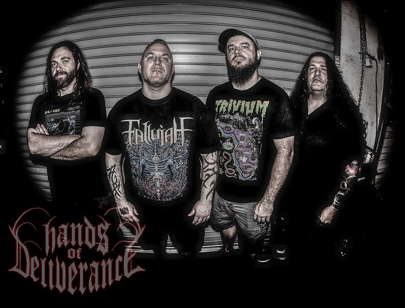 Hands Of Deliverance Photo Shoot