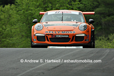 2014 Lime Rock Continental + GT3 Cup
