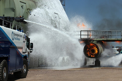Airport fire fighting