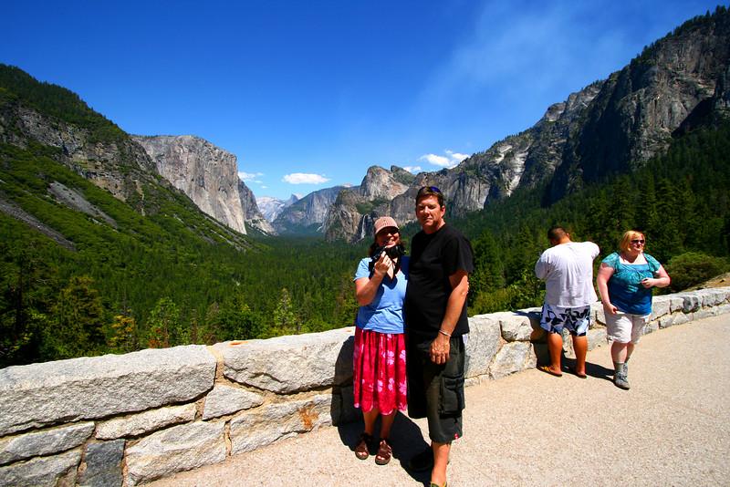 Yosemite National Park. June 2009.