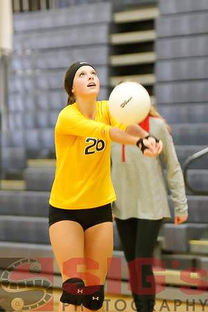 11-05-16 BHS vs Nicholas and RCB vs HH Volleyball